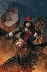 Zenescope Entertainment Van Helsing vs Dracula's Daughter #3 Cover A by Anthony Spay