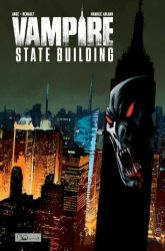 Ablaze Publishing Vampire State Building #3 Cover A by Charlie Adlard