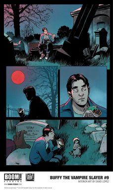Boom! Studios Buffy the Vampire Slayer #9 Page 10