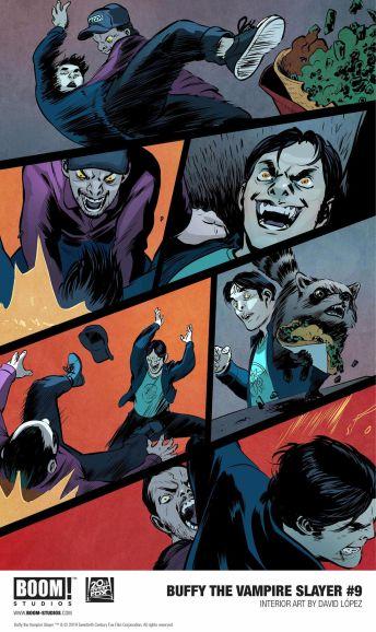 Boom! Studios Buffy the Vampire Slayer #9 Page 11