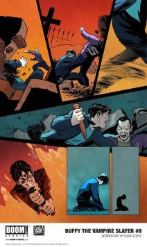 Boom! Studios Buffy the Vampire Slayer #9 Page 12
