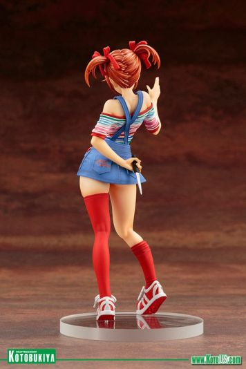 Kotobukiya Child's Play Chucky Bishoujo Statue