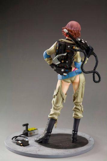 Kotobukiya Ghostbusters Lucy Bishoujo Statue