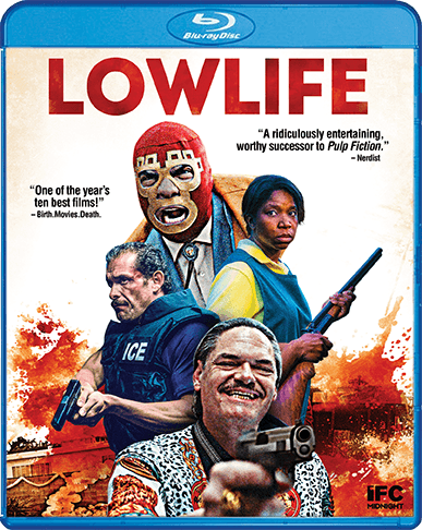 Shout! Factory Lowlife Blu-ray Cover