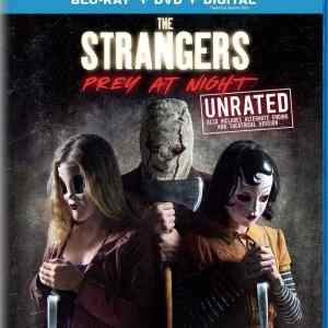 Strangers: Prey At Night Blu-ray Cover