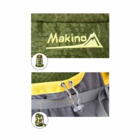 Makino 60L Waterproof Camping Backpack_5