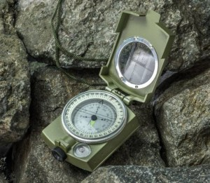 Sighting Compass with Pouch