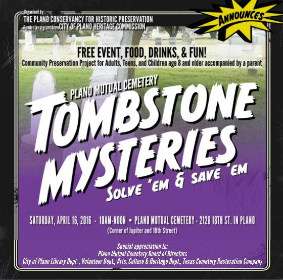 Tombstone Mysteries