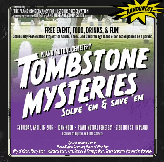 Tombstone Mysteries