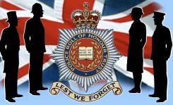 Police Officer's Roll of Honour Logo