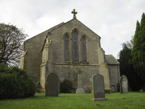 St Jame's church, Ireby