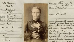 Ellen Thomson - Qld's only hanged woman