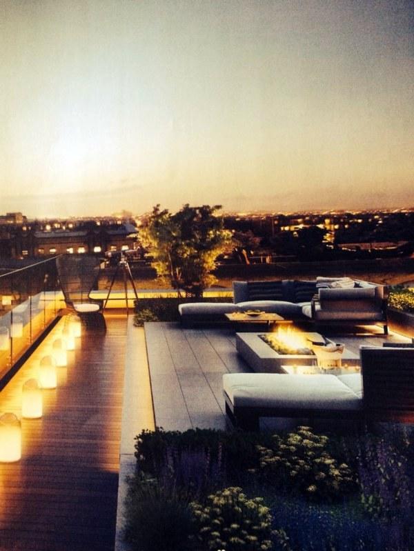 50 Beautiful Home Rooftop Terrace Design Ideas Gravetics