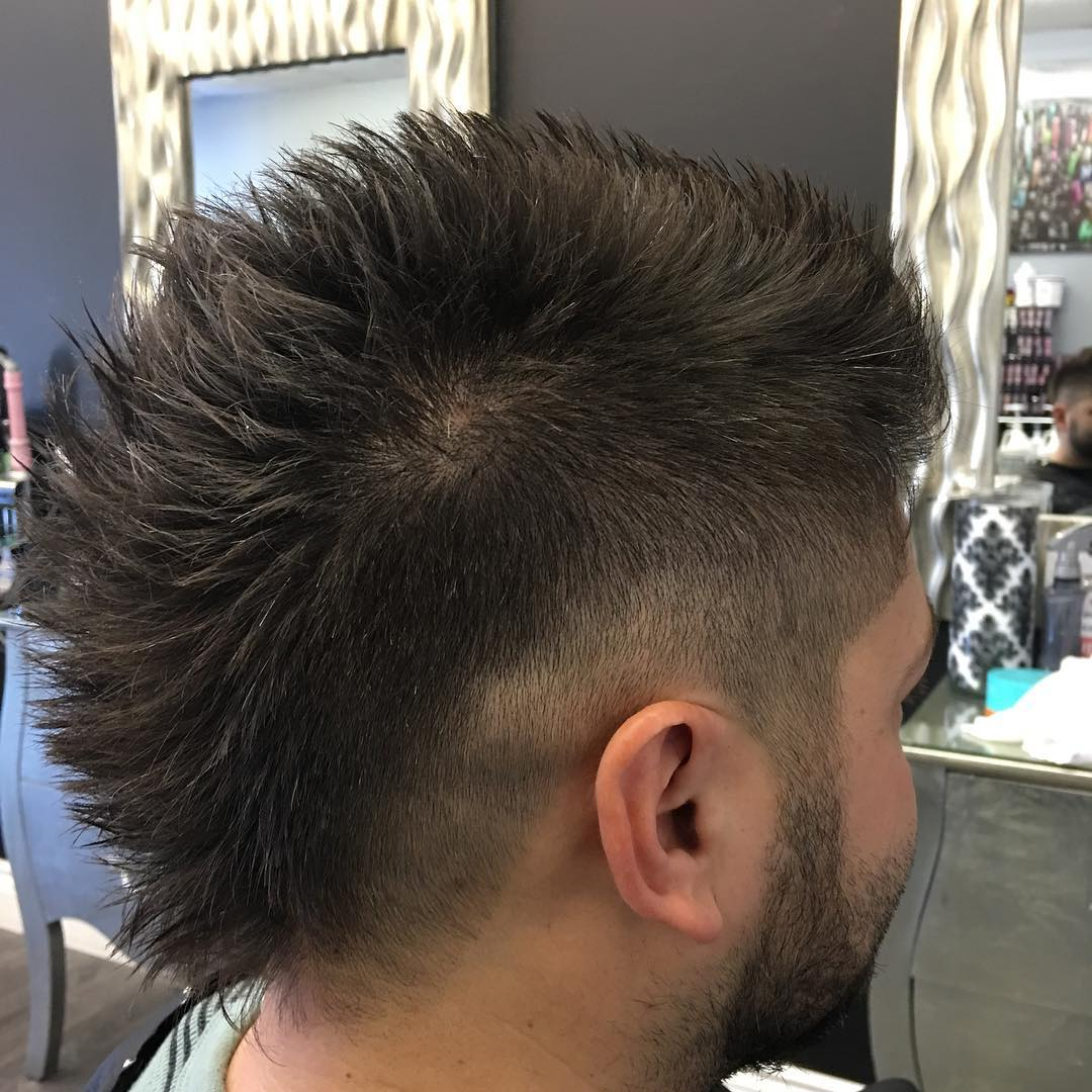 30 Draw Attention With Funky Faux Hawk Hairstyles