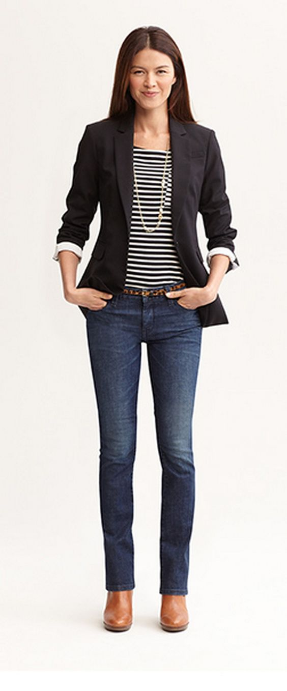 27+ Fashionable and Trendy Blazer Work Outfits to Wear ...