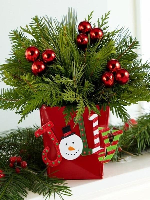 40 Beautiful Small Christmas Tree Decoration Ideas