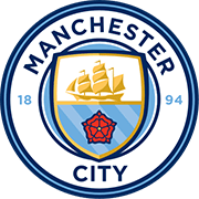 team photo for Manchester City