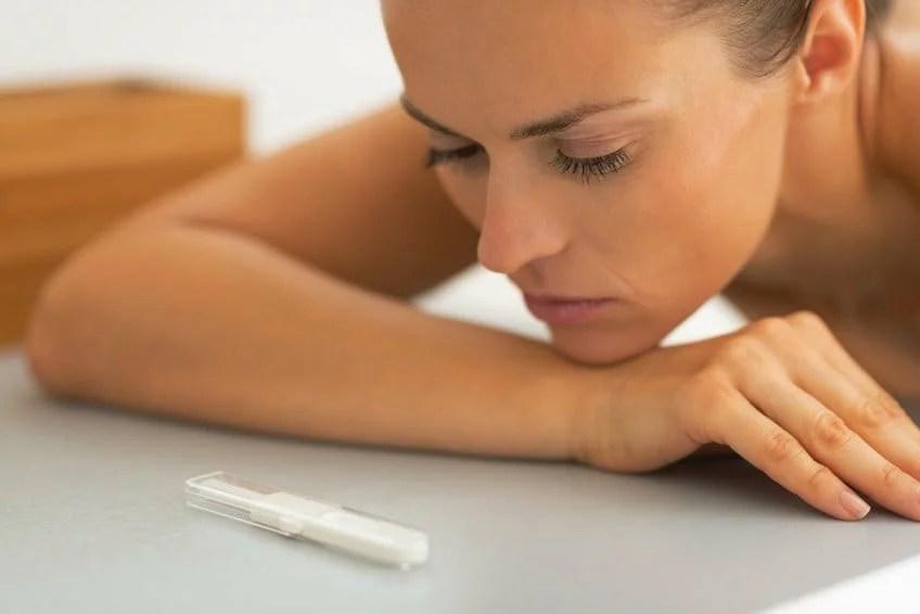 forskydning af menstruation
