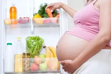 gravid hvad må man spise