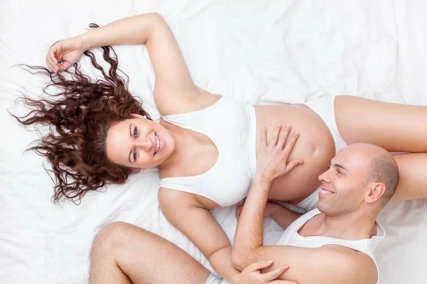 sex mens man er gravid