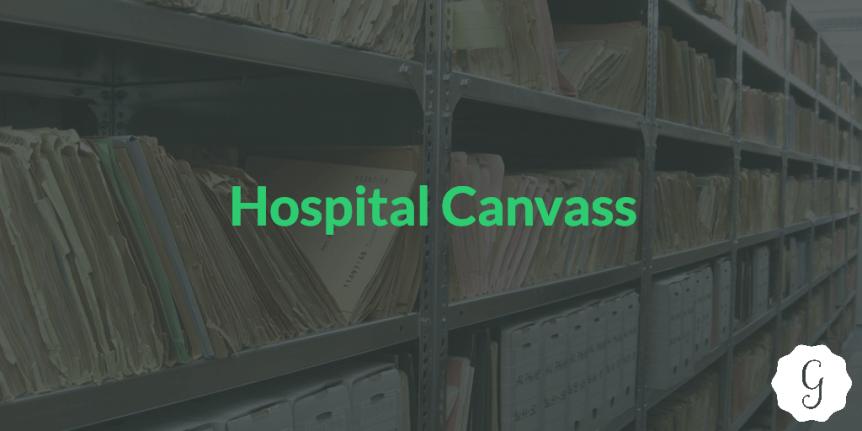hospital canvass