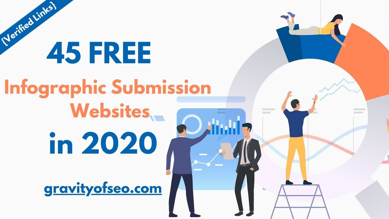 45 Free Infographic Submission Sites List in 2020