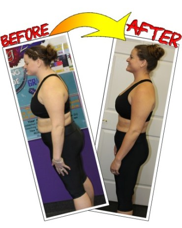 Sam is a fat loss success . Trains at Gravity Training Zone