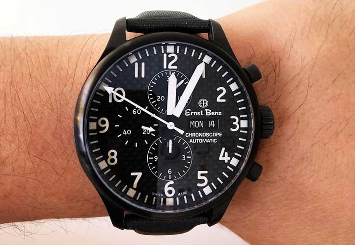 Ernst Benz watch