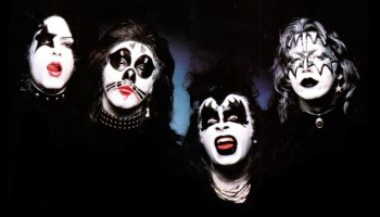 Listening booth -- Kiss at the Cow Palace, 1977 | grayflannelsuit net