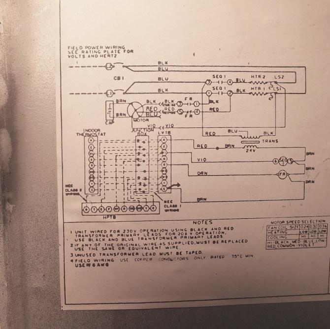 electrical diagram training  gray furnaceman furnace