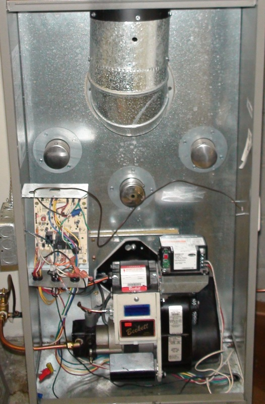 oil furnace design service and controls  gray furnaceman