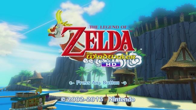 The Legend of Zelda: The Wind Waker HD (Wii U, 1920x1080)