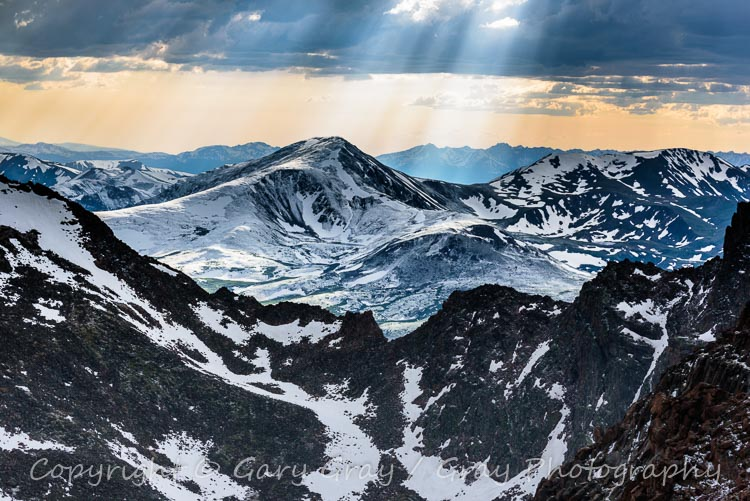 Mt. Evans Storm
