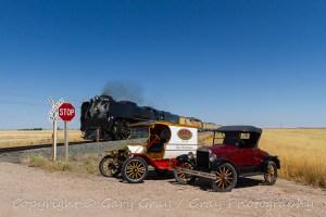Union Pacific Railroad - Engine 844