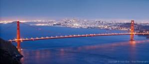 The Golden Gate - San Francisco, California
