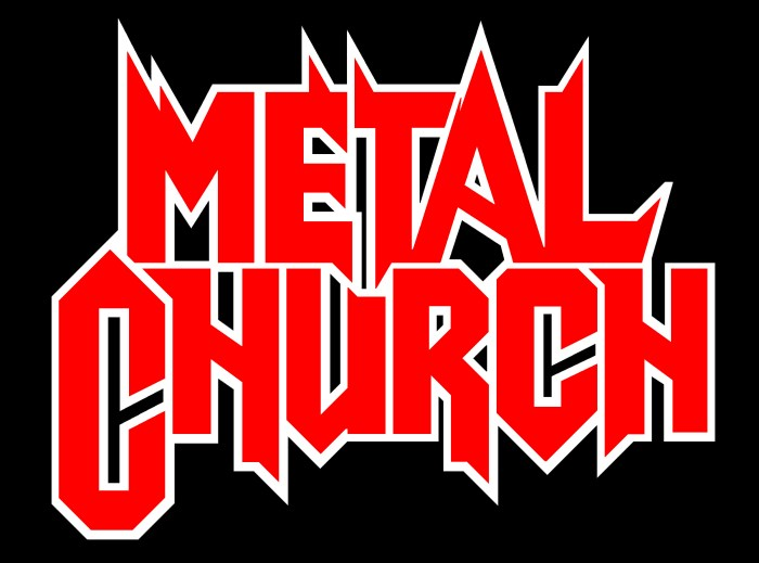 Image result for METAL CHURCH LOGO 2016