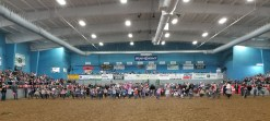 Grays Harbor Mounted Posse Indoor Rodeo Kids Day 2
