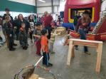 Grays Harbor Mounted Posse Indoor Rodeo Kids Day 6