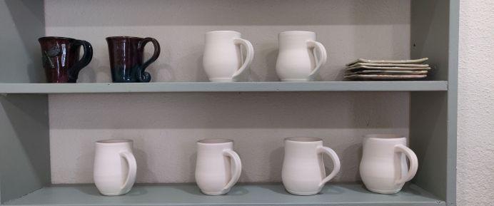 Grays Harbor Potters Guild Mugs
