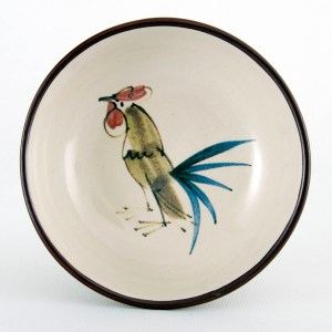Cockerel Cereal Bowl