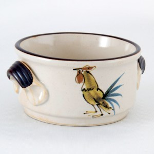 Cockerel Soup Bowl