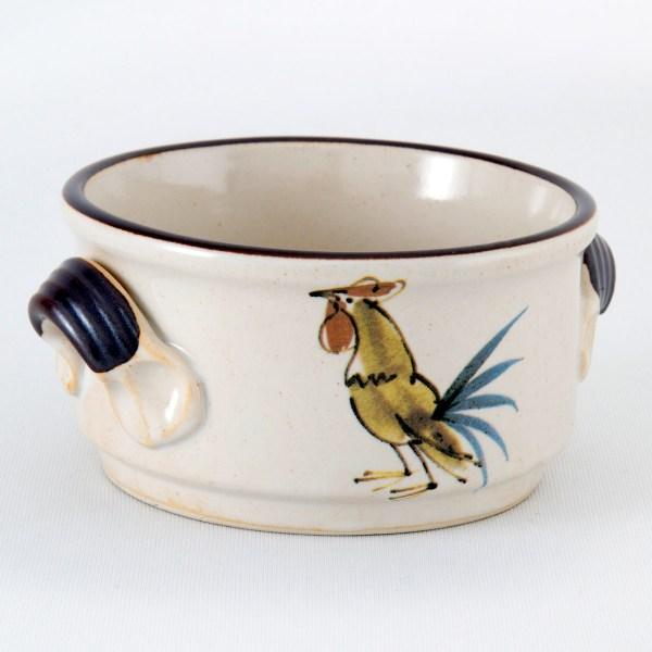 Cockerel Soup Bowl