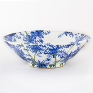Cornflower Wide Bowl