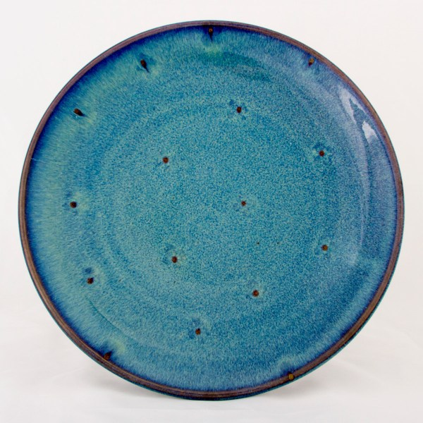 Forget Me Not Side Plate