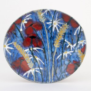 Hay Meadow Oval Platter