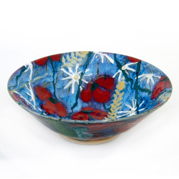 Hay Meadow Wide Bowl