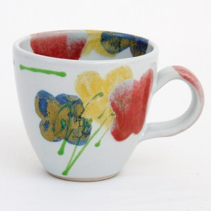 Poppy Tavs Mug