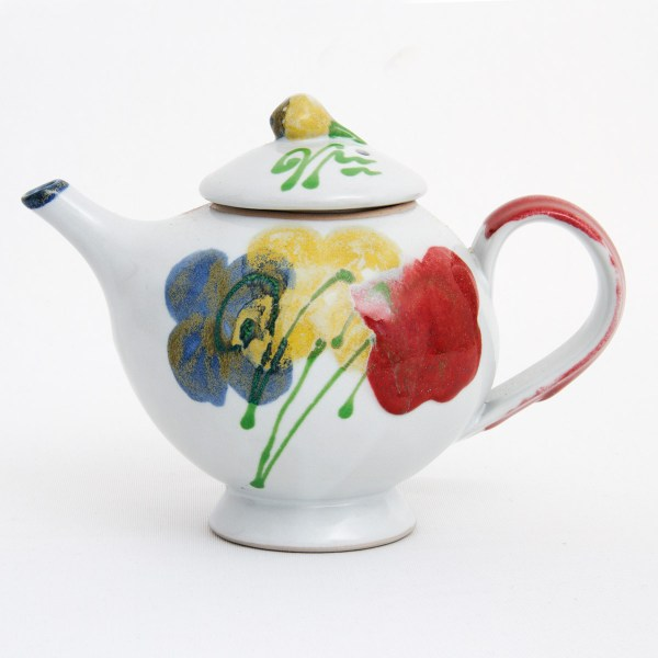 Poppy Teapot