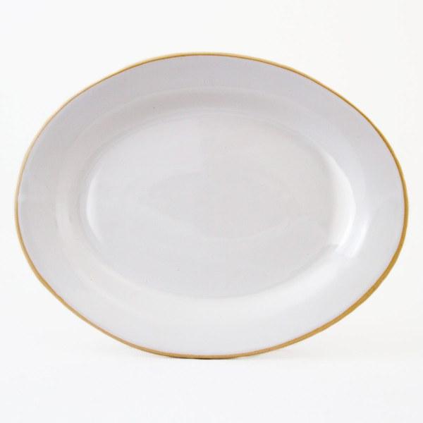 Soho Oval Plate