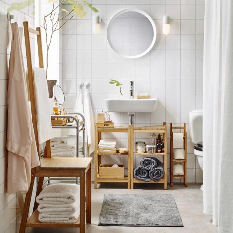 Come Arredare Il Bagno Con Mobili Ikea Grazia